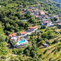 Отель Luxury Villas Lapcici Черногория, Будва - отзывы, цены и фото номеров - забронировать отель Luxury Villas Lapcici онлайн бассейн