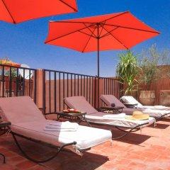 Отель Riad Zen House Марракеш бассейн фото 2