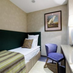 Гостиница Luciano Spa 5* Семейная студия с двуспальной кроватью фото 8