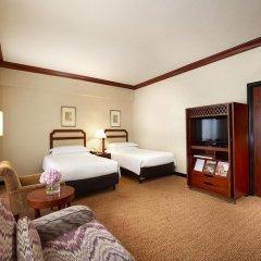 Отель Mandarin Orchard Singapore 5* Номер Премьер с 2 отдельными кроватями фото 2