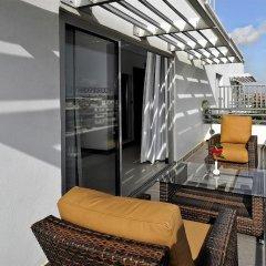 Отель Four Points by Sheraton Lagos Люкс с различными типами кроватей фото 2