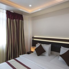Отель The White Harp Beach Hotel Мальдивы, Мале - отзывы, цены и фото номеров - забронировать отель The White Harp Beach Hotel онлайн комната для гостей фото 5