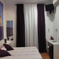 Отель Hostal Comercial Стандартный номер с различными типами кроватей фото 7