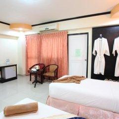 Home Pattaya Hotel 3* Улучшенный номер с различными типами кроватей