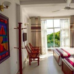 Отель Villa Baywatch Rumassala 3* Номер Делюкс с различными типами кроватей фото 2