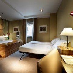 Eurostars Hotel Saint John 4* Стандартный номер с различными типами кроватей