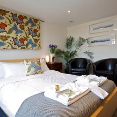 Отель Griffin Guest House Великобритания, Кемптаун - отзывы, цены и фото номеров - забронировать отель Griffin Guest House онлайн комната для гостей фото 5