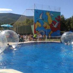 Отель Camping Iratxe Ciudad de Vacaciones бассейн фото 3