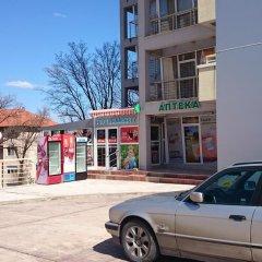 Отель Debora Болгария, Золотые пески - отзывы, цены и фото номеров - забронировать отель Debora онлайн парковка