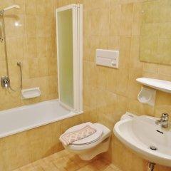 Отель Alpina Residence Стельвио ванная