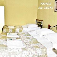 Отель Red Fox Guesthouse Стандартный номер с различными типами кроватей фото 4