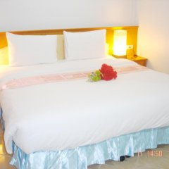 Отель Lamai Guesthouse 3* Номер Делюкс с двуспальной кроватью