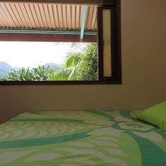 Отель Taharuu Surf Lodge Французская Полинезия, Папеэте - отзывы, цены и фото номеров - забронировать отель Taharuu Surf Lodge онлайн комната для гостей фото 2