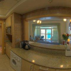 Отель Royal Club at Palm Jumeirah Апартаменты с различными типами кроватей фото 8