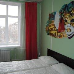 Хостел Европа Номер с общей ванной комнатой с различными типами кроватей (общая ванная комната) фото 7