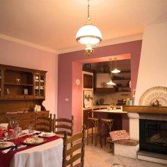 Отель Al Chiaro Di Luna Солофра питание