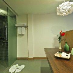 Отель Mercure Koh Samui Beach Resort 4* Улучшенный номер с различными типами кроватей фото 8