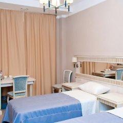 Гостиница Троя Вест 3* Стандартный номер с различными типами кроватей фото 14