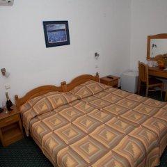 Отель Slavyanski 3* Стандартный семейный номер с двуспальной кроватью фото 6