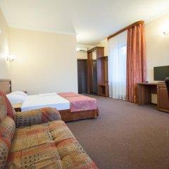 Аврора Отель 3* Люкс с различными типами кроватей фото 3