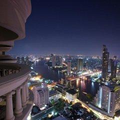 Отель Tower Club at lebua 5* Стандартный номер с различными типами кроватей фото 12