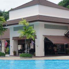 Отель VT 1 Serviced Apartments Таиланд, Паттайя - отзывы, цены и фото номеров - забронировать отель VT 1 Serviced Apartments онлайн бассейн фото 2