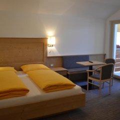 Отель Pension Bergland Горнолыжный курорт Ортлер комната для гостей фото 5