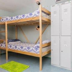 Хостел CENTRE Кровать в мужском общем номере двухъярусные кровати фото 5