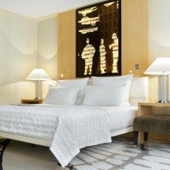 Отель Le Méridien Munich 5* Номер Делюкс с различными типами кроватей фото 2