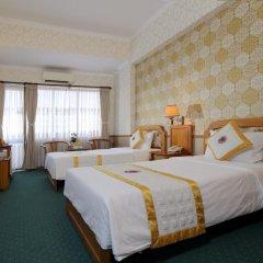 Отель Cap Saint Jacques 3* Улучшенный номер с 2 отдельными кроватями фото 2