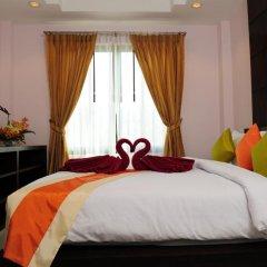 Ice Kamala Beach Hotel 2* Номер Делюкс разные типы кроватей фото 2