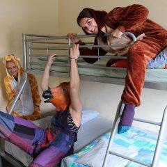 Отель Backpack Oz Стандартный номер с различными типами кроватей фото 2