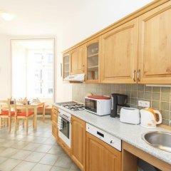 Апартаменты King Wenceslas Apartments Прага в номере фото 2