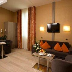 Отель Cosmopolitan Bologna комната для гостей фото 4