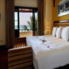 Отель Andaman White Beach Resort 4* Люкс с различными типами кроватей фото 11