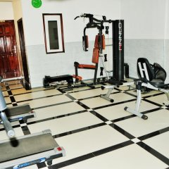 Отель SwissGha Hotels Christian Retreat & Hospitality Centre фитнесс-зал