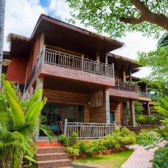 Отель Palm Leaf Resort Koh Tao 3* Номер Делюкс с различными типами кроватей фото 3