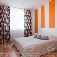 Апартаменты Этажи на Союзной Апартаменты с различными типами кроватей фото 9