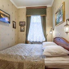 Мини-Отель Серебряный век Улучшенный номер с двуспальной кроватью фото 19