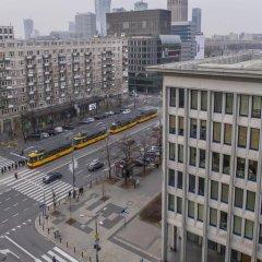 Отель Wspólna Prime Apartment Польша, Варшава - отзывы, цены и фото номеров - забронировать отель Wspólna Prime Apartment онлайн фото 3