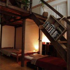 Home Made Hostel Студия с различными типами кроватей фото 11