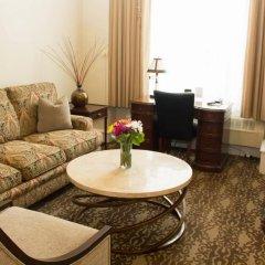 Chancellor Hotel on Union Square 3* Люкс с различными типами кроватей фото 4