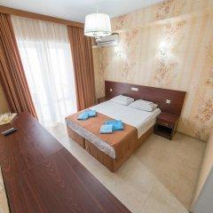Гостиница Atrium Lux 3* Номер Делюкс с двуспальной кроватью фото 10