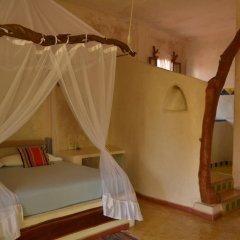Отель Posada del Sol Tulum 3* Стандартный номер с различными типами кроватей фото 6