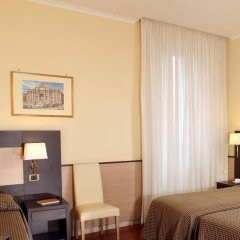 Hotel Portamaggiore 3* Улучшенный номер с различными типами кроватей фото 6