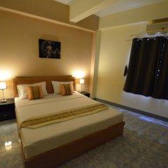 Отель Bua Khao Paradise Стандартный номер с различными типами кроватей фото 10