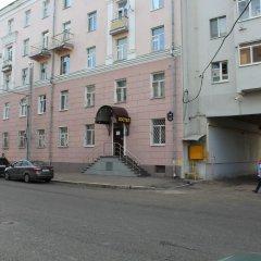 Отель Жилые помещения Amigo Казань парковка