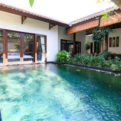 Отель Aleesha Villas 3* Улучшенная вилла с различными типами кроватей фото 9