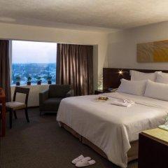 Отель Fiesta Americana - Guadalajara 4* Стандартный номер с различными типами кроватей фото 7