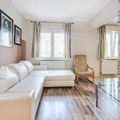 Отель Sopockie Apartamenty - Aventura Польша, Сопот - отзывы, цены и фото номеров - забронировать отель Sopockie Apartamenty - Aventura онлайн комната для гостей фото 2